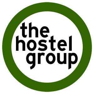 the hostel group logo